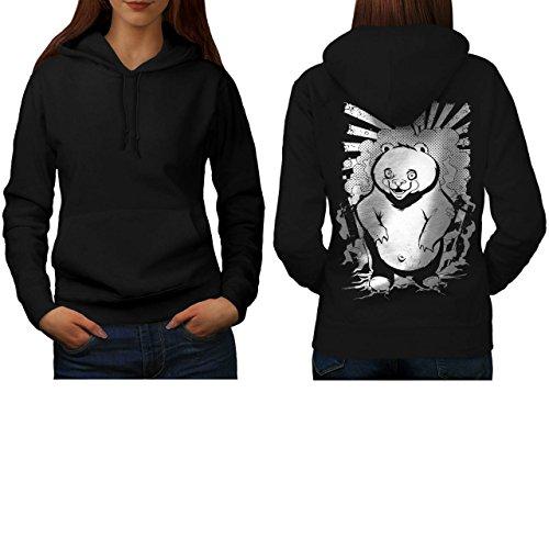 crazy-wild-bear-comic-fun-panda-women-new-black-l-hoodie-back-wellcoda