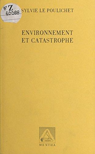 Environnement et Catastrophe