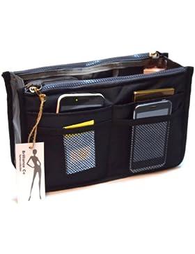 Brilliance Co Organizer für Handtasche - Handtaschenordner - Taschenorganizer Bag in Bag