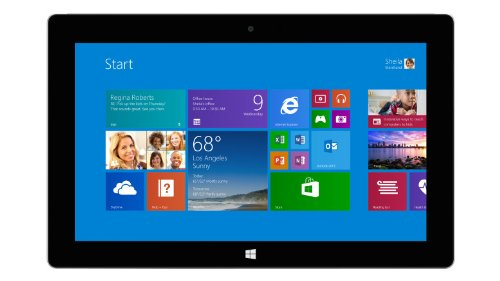 "Microsoft 26.9cm(10.6"") Surface 2 32GB ohne Touch Cover Tablet-PC"