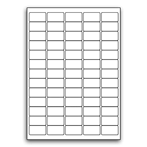 Mini Address Or Multi Purpose Heavy Duty White 65 Mini