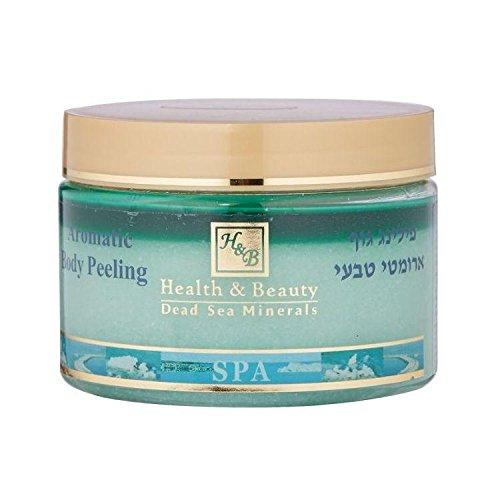 Health & Beauty Totes Meer Mineralien Aromatische Körper Peeling Mango Kiwi 350ml -