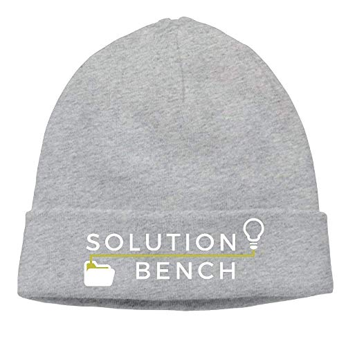 Fashion Funny hat Unisex Beanies Caps Solution Bench Logo Skull Hats Soft Hedging Cap
