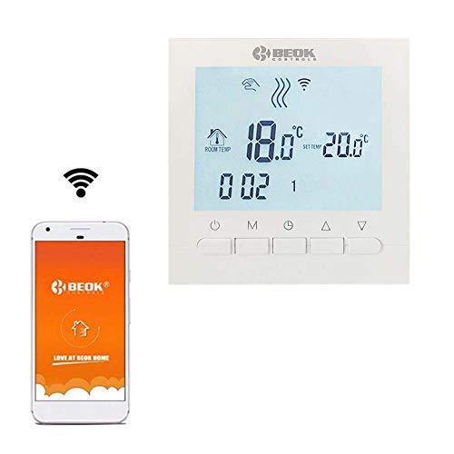 Beok BOT-313 WiFi termostato se puede controlar