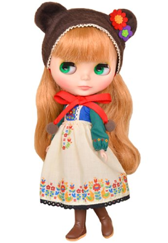 Neo Blythe Misha Tibya over Ryu Brew Limited  (japan import)