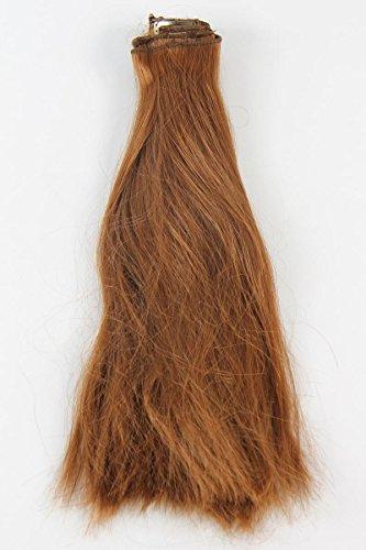 Postiches Femmes marron clair polyester 40 cm