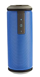 Envent LiveFree 570 Bluetooth Speaker, 12W of ultra clear sound output, Spill resistant with free stylish travel Carry Case