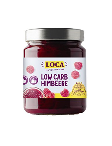 Low Carb Aufstrich Himbeere (270g)