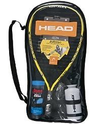 Head cps inferno pack racketball conjunto amarillo