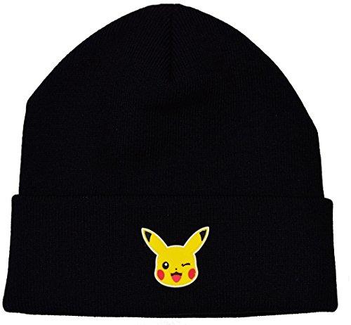 Kinder - Pokemon Go Pikachu Winter thermischen Ski Beanie Hut
