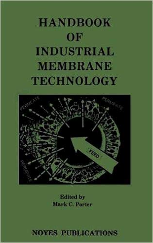 Handbook of Industrial Membrane Technology -