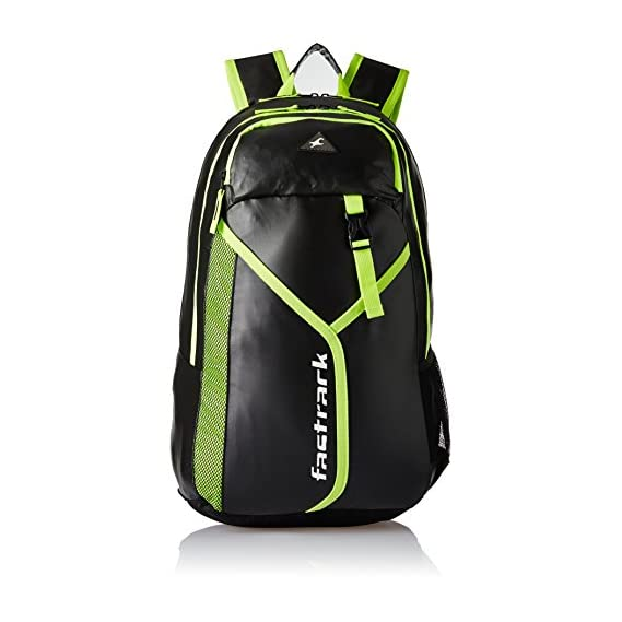 Fastrack 29.82 Ltrs Black Casual Backpack (A0656NBK01)