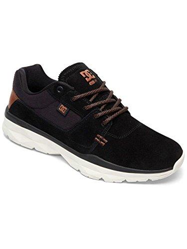 DC Shoes DC Herren Schuhe Player Se, Chaussures de Skateboard Homme Noir - Black/Tan