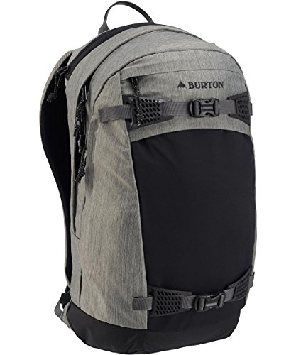 Burton Day Hiker Mochila, Unisex Adulto, Negro (Shade Heather), 28 l
