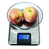 KITCHY 15kg / 1g LCD Electronic Scale Food Diet Baking Kitchen Scale Digital
