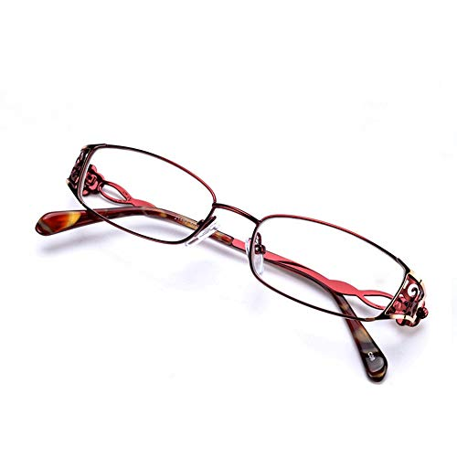 Magnifier Anti-Blue presbyopic Brille Anti-Müdigkeit, Anti-Strahlung ultraleichte, komfortable...