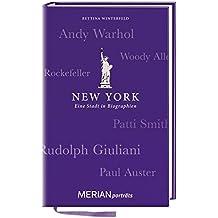 New York. Eine Stadt in Biographien: MERIAN porträts