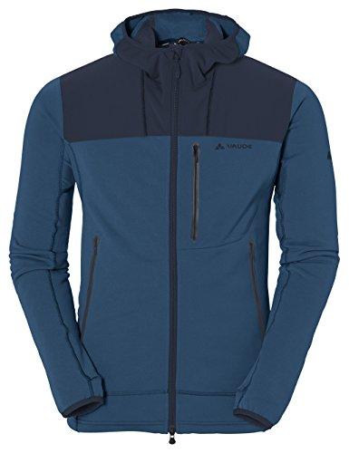 VAUDE Herren Jacke Tacul PS Jacket Pro Blu - Blu - Fjord Blue