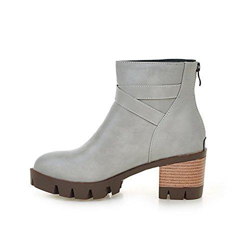 BalaMasa - Pantofole a Stivaletto donna Gray