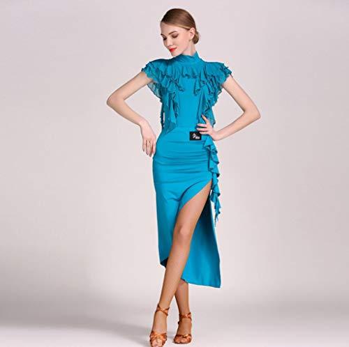 Z&X Latin-LUN Dance Dress BA BA Dance Ballett -