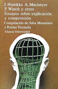 Ensayos sobre explicación y comprensión (Alianza Universidad (Au)) por Jaakko Hintikka