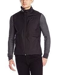 Helly Hansen Crew Vest - Chaleco náutica para hombre, color negro, talla XL