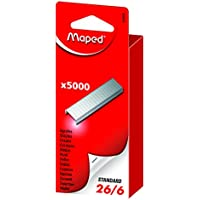Maped 26/6 - Grapas (paquete de 5000)