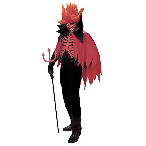 WIDMANN Costume da Diavolo, in Taglia L