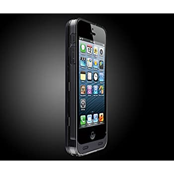 """iPhone 5 5SE Coque Batterie Chargeur Etui Housse Protection Power Pack 2400mAh Brand: Girafus """"Made for iPhone"""""""