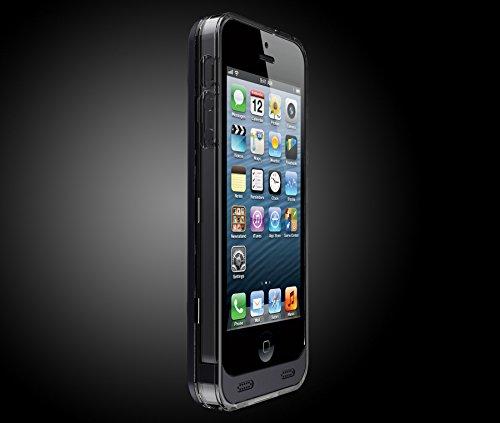 Girafus Powerbank für iPhone 5 / 5S / SE, externes Cover mit Akku, 2400mAh Video Game Cases Für Galaxy S5