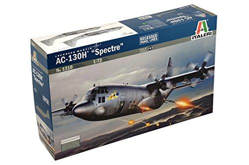 Italeri 510001310 - 1:72 AC-130H Spectre