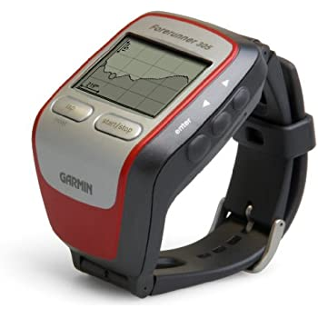 Garmin Forerunner 305 Wrist-Worn GPS Personal Training Device with Heart Rate Monitor (discontinued by manufacturer) (discountinued by manufacturer)