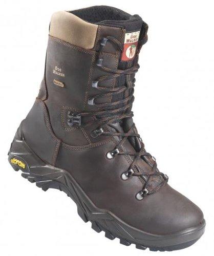 BAAK Freizeitstiefel DogWalker, wasserdichte, hohe Trekking-/ Wanderstiefel, Größe 39, 1029 (Walker Sportschuhe)