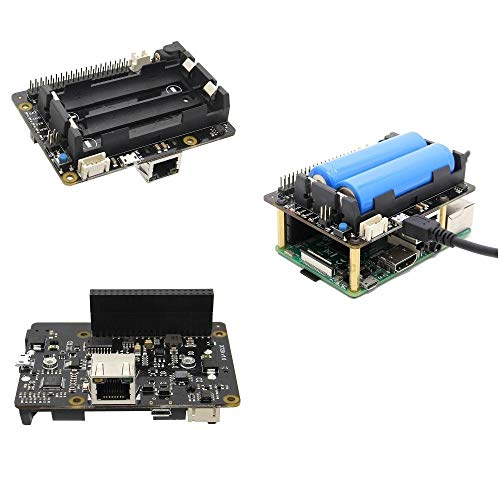 QCY AT Parte Compatibles X720 UPS Hat 18650 Power