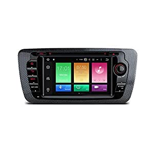 AVISON Autoradio GPS 7 Android 8.1 pour Audi A4 B6 B7