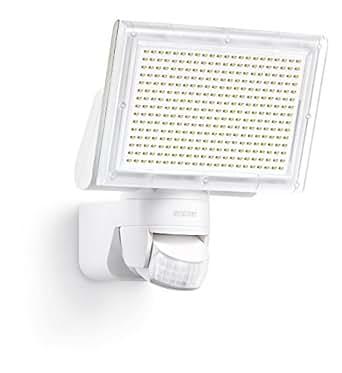 Steinel LED Strahler XLED Home 3 weiß, NEU: 4000 K, 20W, LED-Flutlicht, 140° Bewegungsmelder, 14 m Reichweite, 1426 lm
