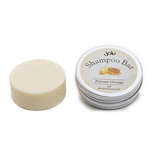Shampoo Bar Zitrone Orange