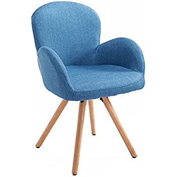 Homcom® Esszimmerstuhl Wohnzimmerstuhl Armsessel Sessel Stuhl ...