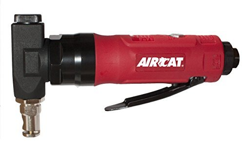 AIRCAT 6330 Composite Air Nibbler, Red/Black by AirCat -