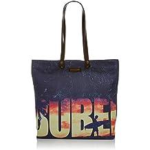 Bubel 2017 - Bolsa de Tela y de Playa, 48 cm