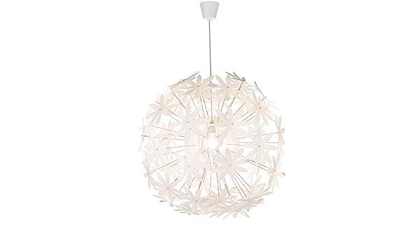 Pendel Strahler Arbeits Zimmer Decken Hänge Lampe Blüten Beleuchtung steckbar