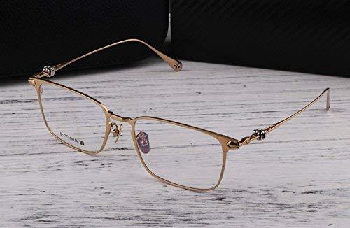 SCJ Reines Titan Brillengestell in Sichtweite Das Männchen ist leicht super, um alte Bräuche wiederzubeleben. EIN Brillengestell des Männchens passt zu anastigmatischen Brillengläsern männlicher
