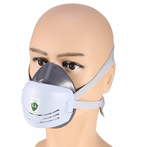 SWD Prime Anti-Dust Respirator Mask For Welder Welding Paint Spraying Cartridge Gas Mask