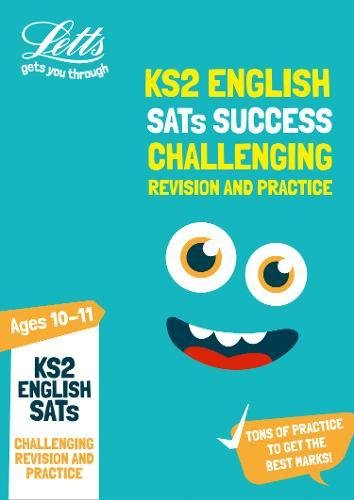 KS2 Challenging English SATs Revision and Practice: 2018 tests (Letts KS2 Revision Success)
