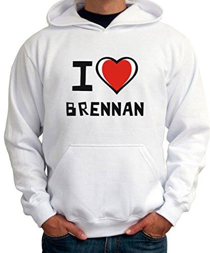 i-love-brennan-felpa-uomo-con-cappuccio-bianco-l