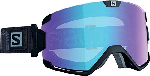 Salomon, Gafas esquí unisex, Para personas gafas