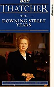 Thatcher: The Downing Street Years [VHS] [1993]