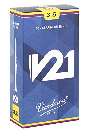 Vandoren CR8035 Box 10 Ance V21 3.5 Clar Sib