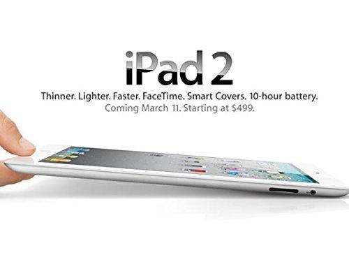 Apple iPad 2 16GB 3G - weiß - SIM-Free