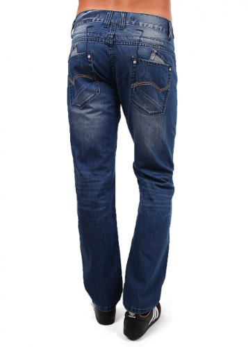 Red Bridge - Jeans - Homme Standard Bleu - Bleu